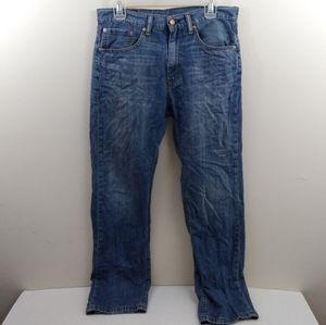 Men's 31x30 Levi's 505 blue jeans